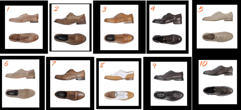 fashion blog brogues oxfords