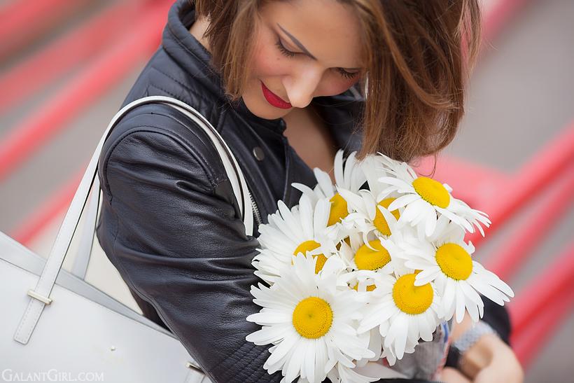daisies GalantGirl.com