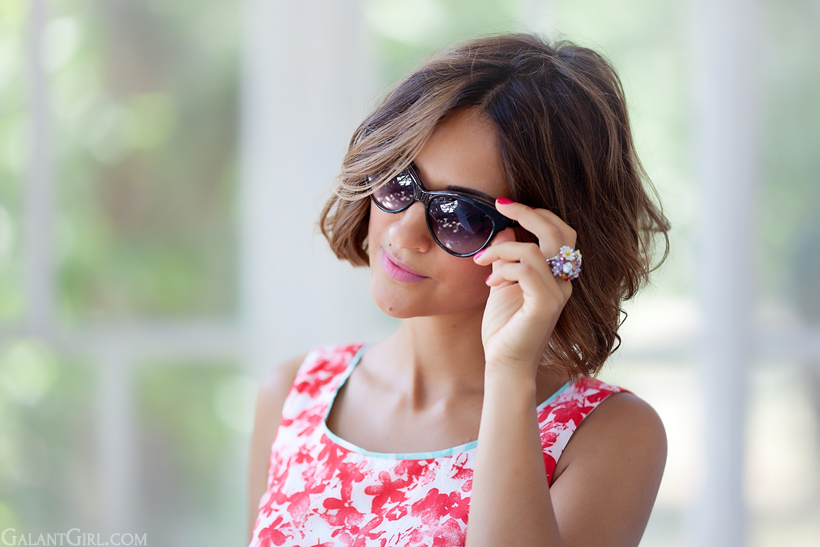 Gianni Venturi sunglasses by Galantgirl.com