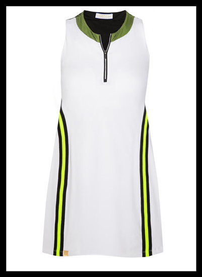 stylish dress MONREAL LONDON for tennis