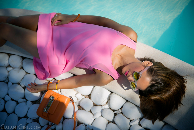 pool outfit by GalantGirl.com