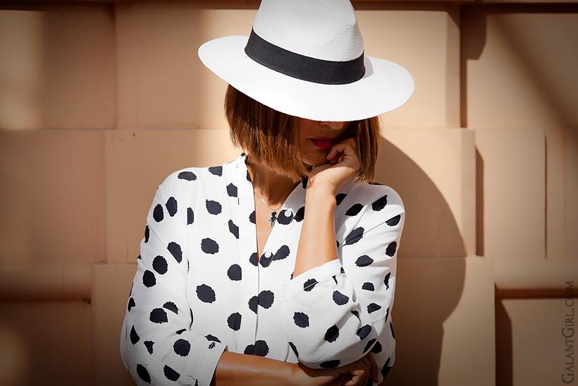 Fedora hat, Al Capone hat, Galant Girl