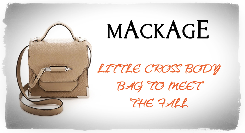 The BAG for fall!