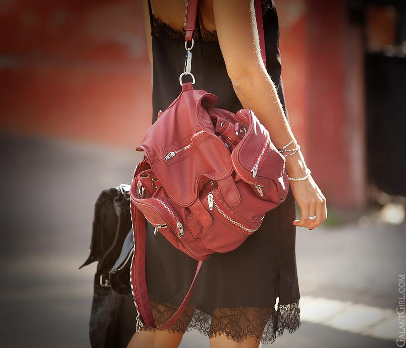 Alexander wang marti backpack by GalantGirl.com