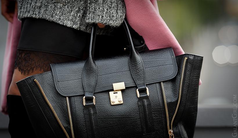 3.1 Phillip Lim pashli bag on GalantGirl.com