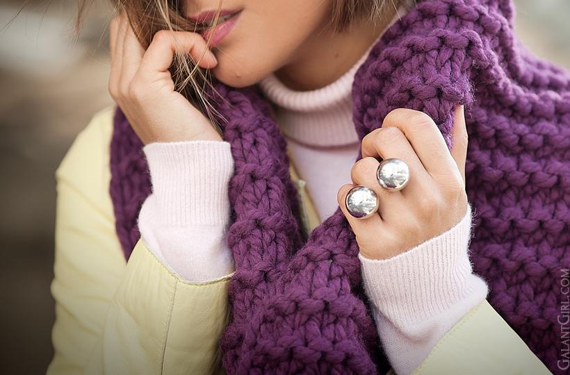 KHOSHTRIK Twinring Ring
