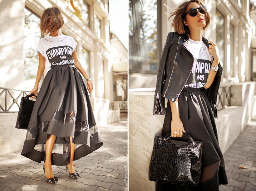 beautiful evening skirt SohoUkraine on GalantGirl.com