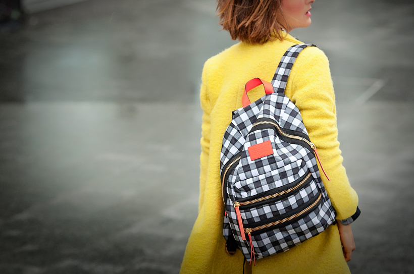 marc by marc jacobs backpack on GalantGirl.com