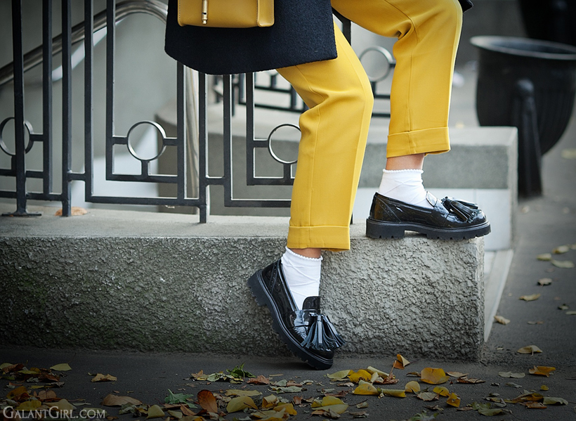 MSGM loafers on GalantGirl.com