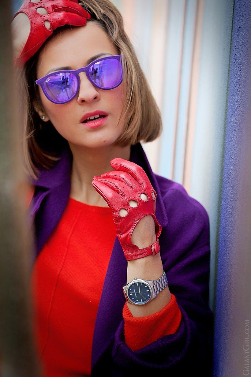 ray-ban Erika velvet sunglasses, galant girl, not for everyone eyewear,