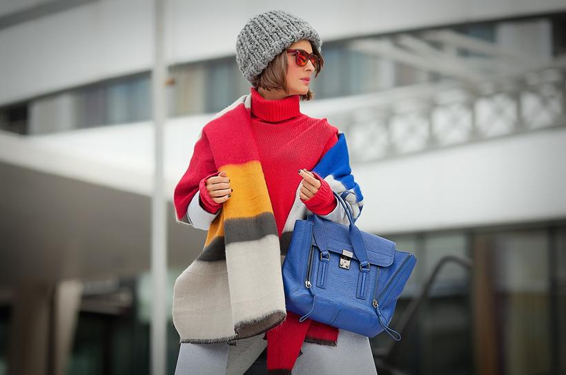 3.1 Phillip Lim Pashli, 3.1 Phillip Lim pashli tote bag, GalantGirl.com, Galant girl, warm winter casual outfit
