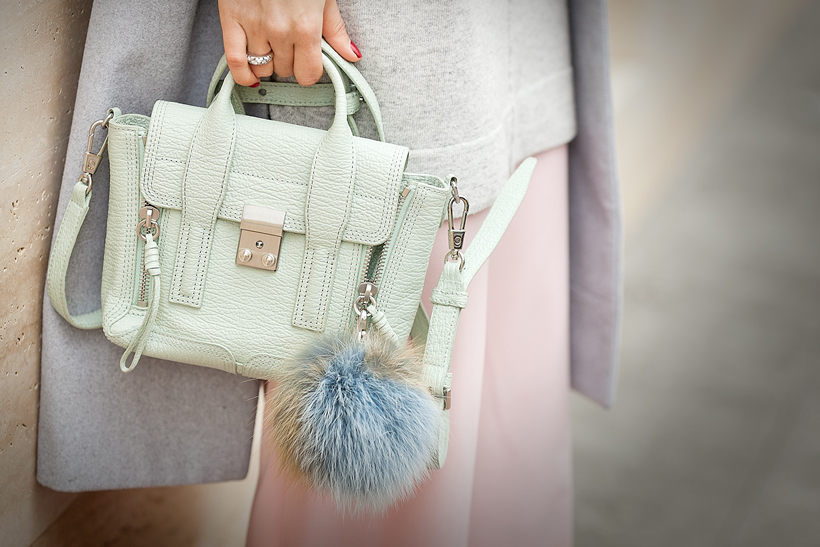 3.1 phillip lim mint mini pashli