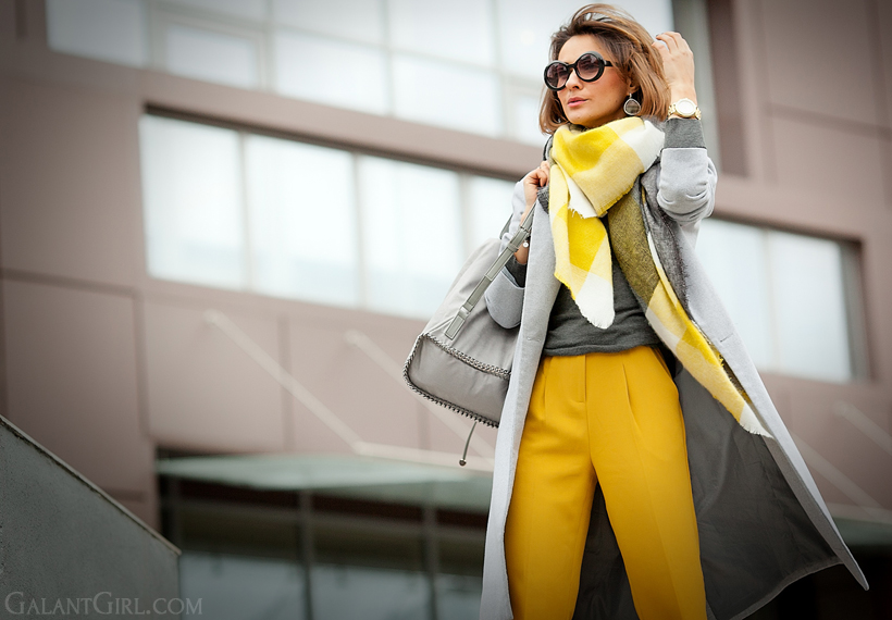 casual outfit for winter on GalantGirl.com