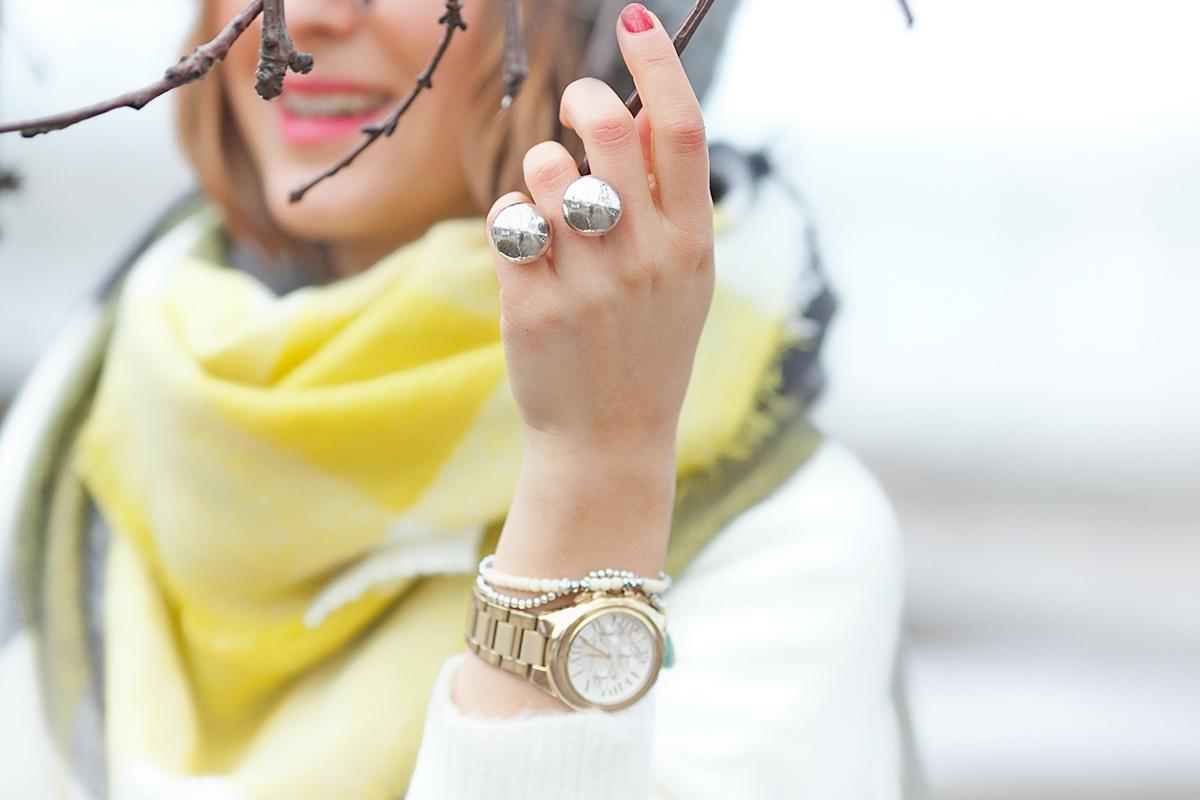 khoshtrik double ring
