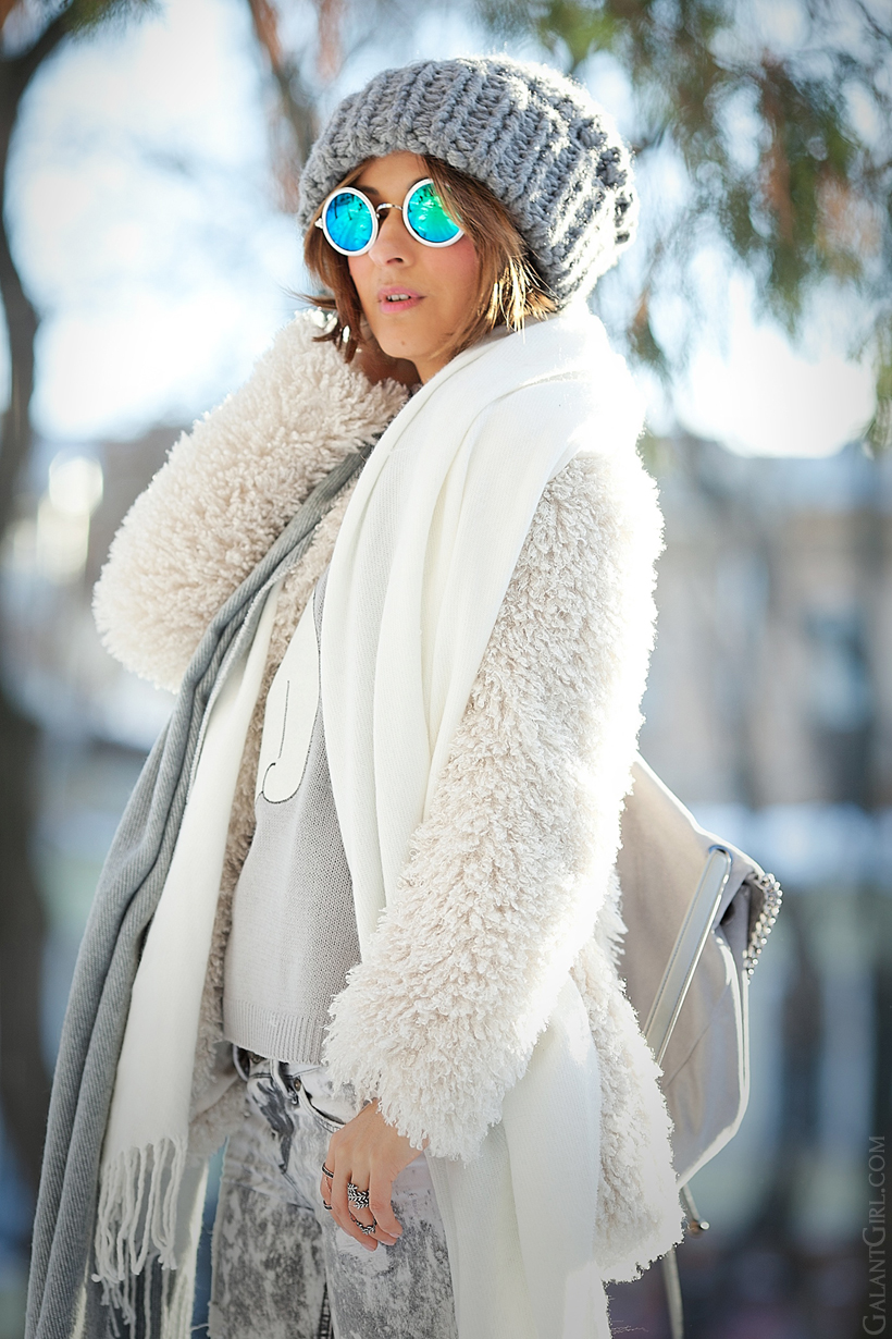 winter outfit on Galant Girl