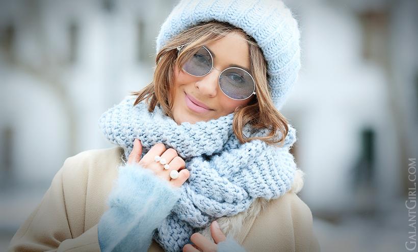 cutler and gross eyewear, galant girl, blue sunglasses,