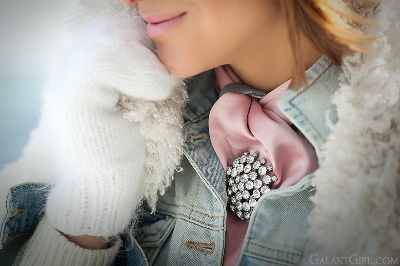 fashion details, brooch,