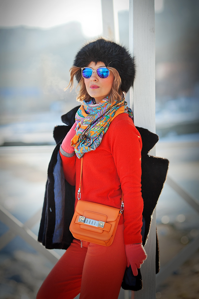galant girl, russian winter style, winter outfit, cold winter outfit,