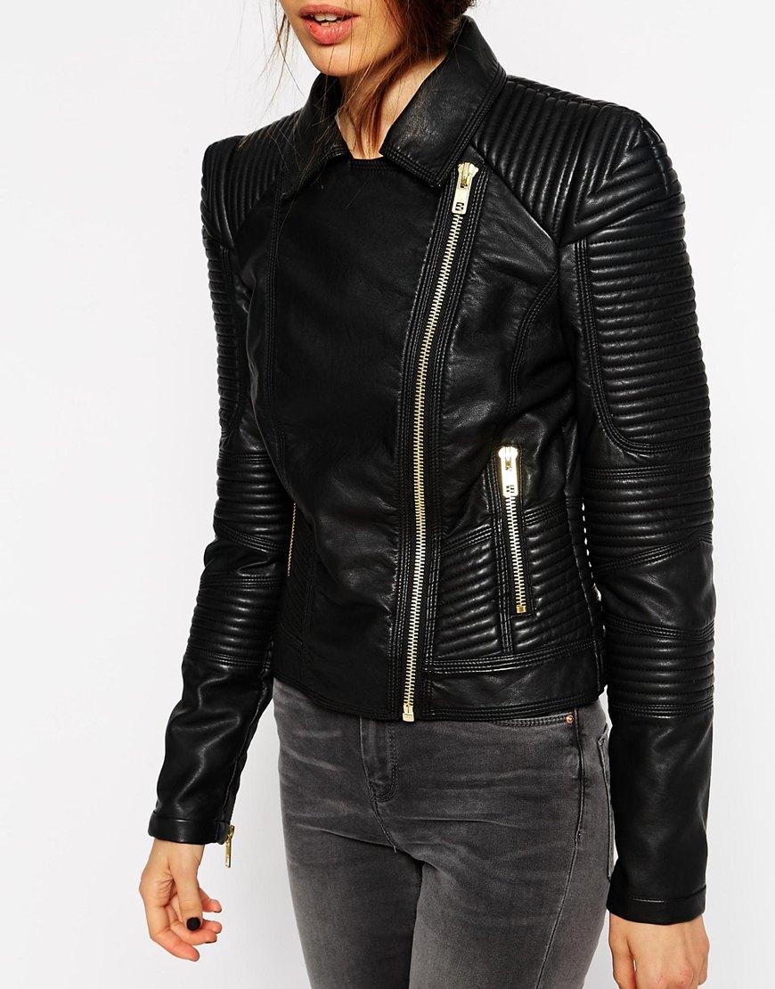 Biker jacket ASOS