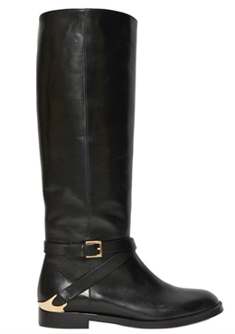 FRATELLI ROSSETTI riding leather boots