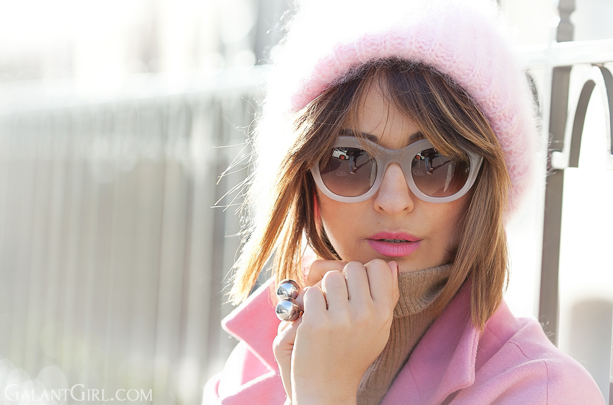galant girl, Thierry Lasry sunglasses