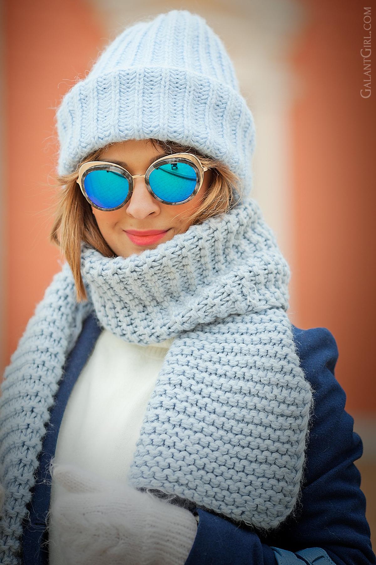cutler and gross eyewear, cutler and gross sunglasses, galant girl,