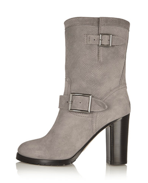 JIMMY CHOO suede boots