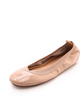 Packable ballet flats YOSI SAMRA