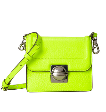 Marc by Marc Jacobs neon jax bag
