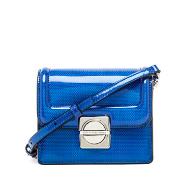 Marc by Marc Jacobs blue jax bag