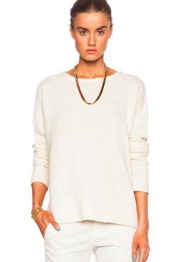 NILI LOTAN wool sweater