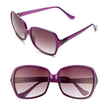 IVANKA TRUMP 57 mm Square Sunglasses