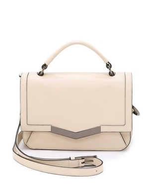 TIME'S ARROW Micro Helene Bag