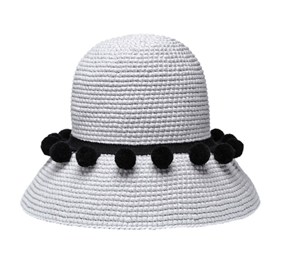 711 Grey Jane Hat