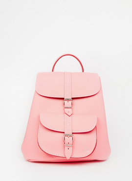 GRAFEA mini pink backpack