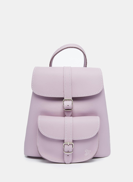 Grafea Mini Backpack in Lilac