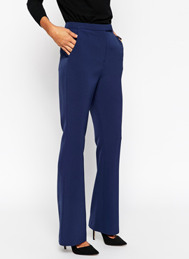 ASOS tailored flare trousers