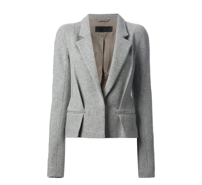 HAIDER ACKERMANN reversed seams detail Blazer