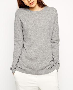 ASOS Premium Cashmere Jumper