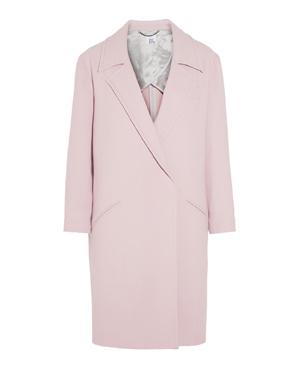 IRIS&INK crepe wool coat
