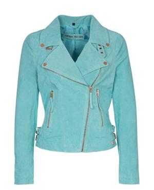 FREAKY NATION leather jacket