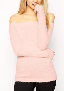 Asos Fluffy Jumper