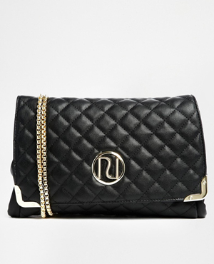RIVER ISLAND quilted bag