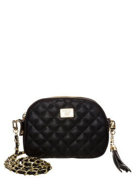 MARC B. quilted bag