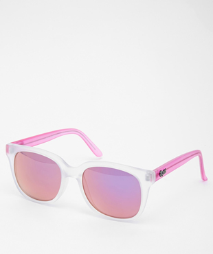 QUAY sunglasses with mirror lens