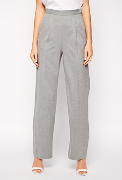 Wide leg trousers WAREHOUSE