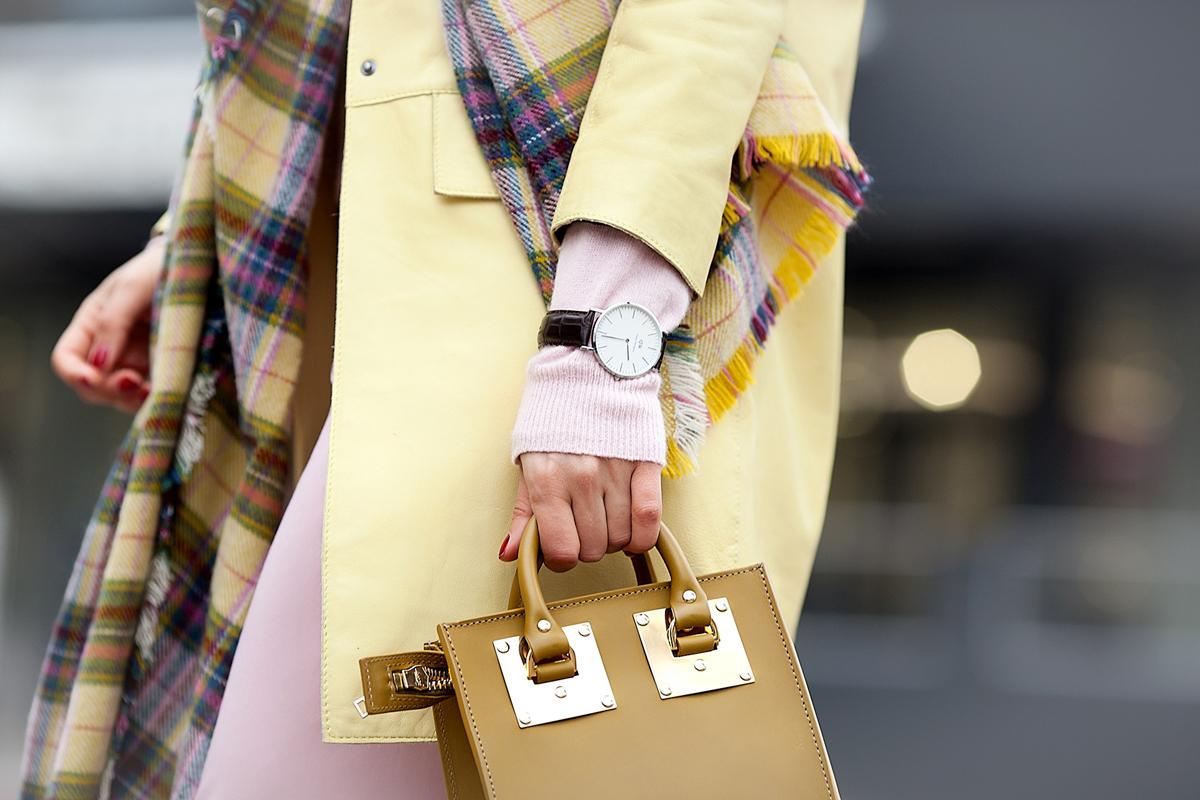daniel wellington 40 mm watch, sophie hulme olive tote bag,