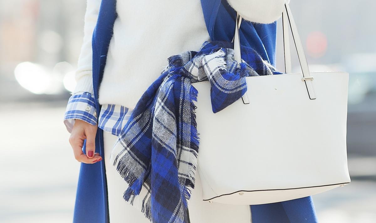 Kate Spade New York tote bag on GalantGirl.com