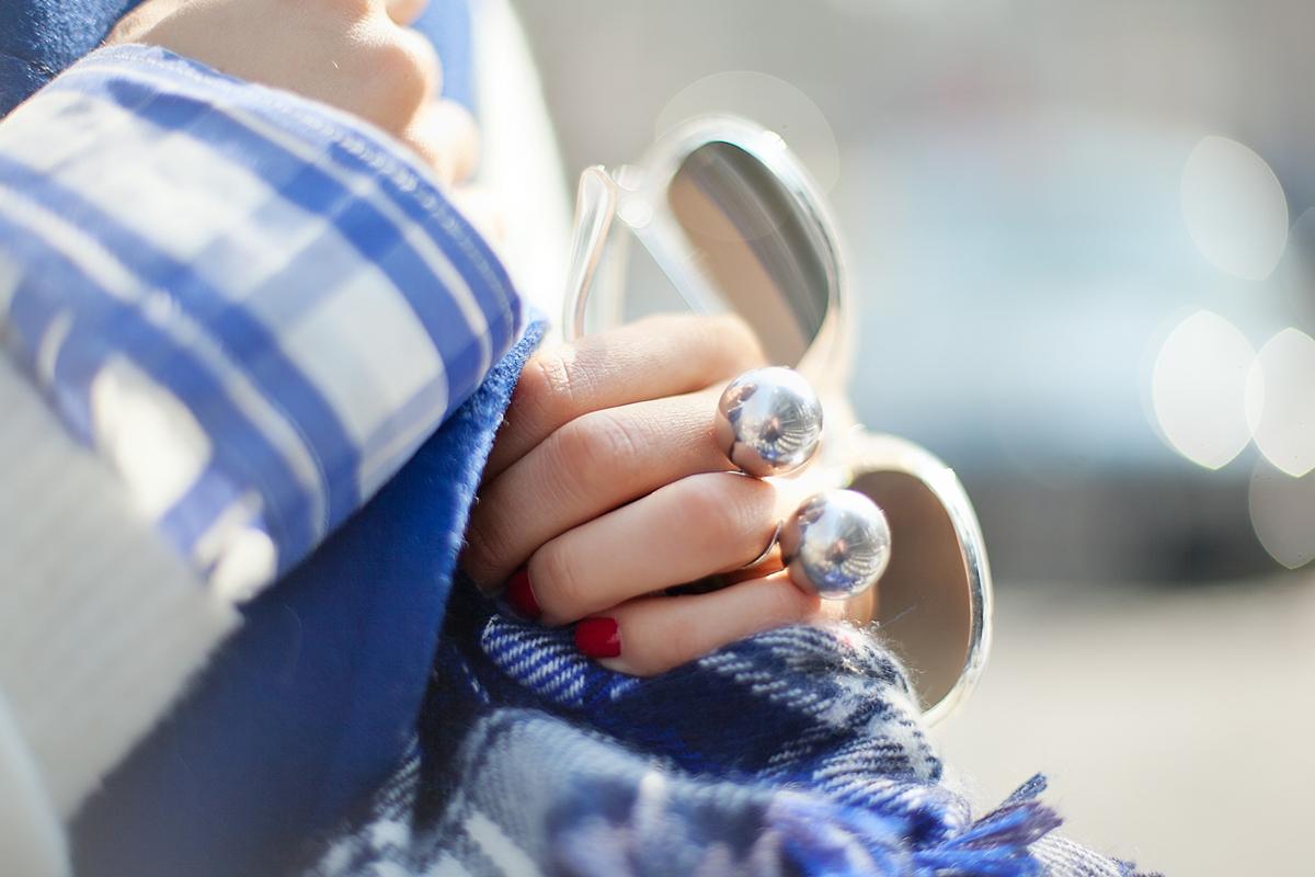 khoshtrik double ring on GalantGirl.com