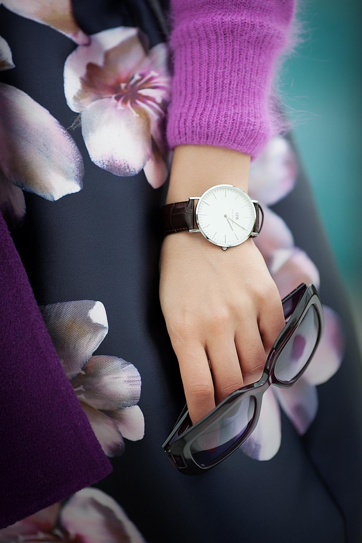 daniel wellington 40 mm watch